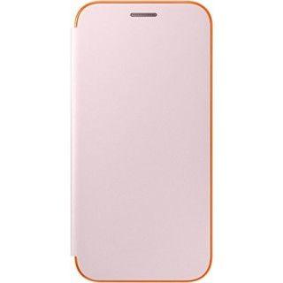 Samsung EF FA320PPEGWW Libro Rosa funda para telefono movil
