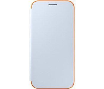 Samsung EF FA520PLEGWW Libro Azul funda para telefono movil