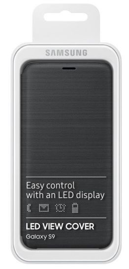 Samsung EF NG960PBEGWW 5 8 Funda Negro