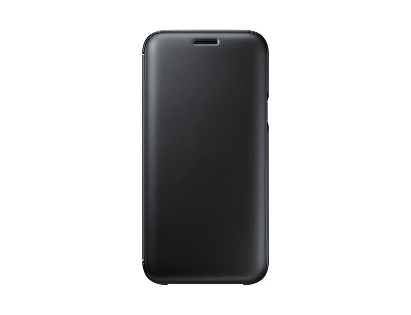 Ver Samsung EF WJ530CBEGWW 52 Wallet case Negro funda para telefono movil