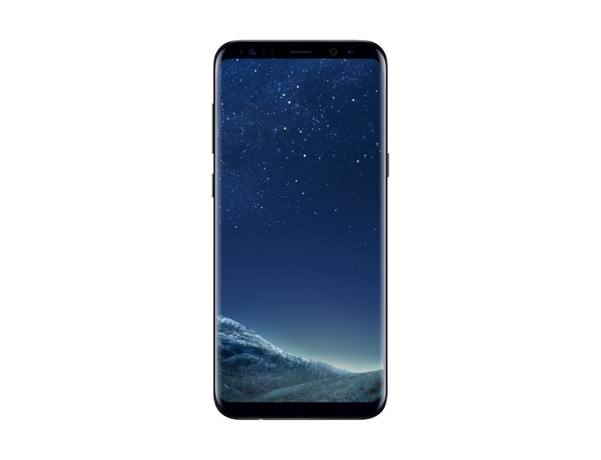Samsung Galaxy S8 4GB 64GB Negro