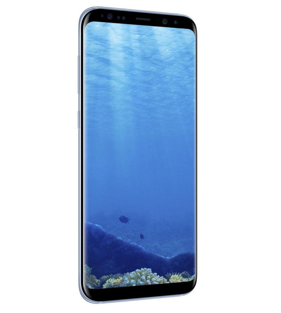 Samsung Galaxy S8 Sm G955f Sim Unica 4g 64gb Azul