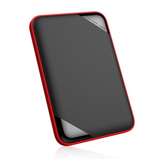 Ver Silicon Power Armor A62 2000 GB Negro Rojo
