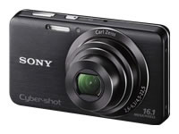 Sony Cyber-shot Dsc-w630 Negra 16mp