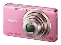 Sony Cyber-shot Dsc-w630 Rosa 16mp