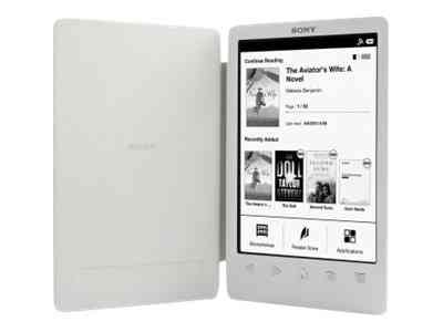 Sony Prs-t3 - Lector Ebook - 2 Gb - 6 Funda Integrada Blanco