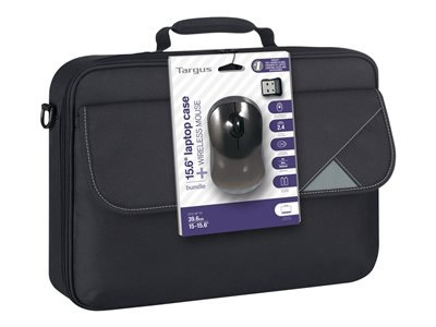 Ver TARGUS 156 Clamshell Laptop Case y Wireless Mouse