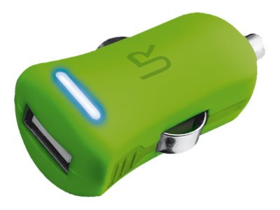 Ver TRUS SMARTPHONE CAR CHARGER  LIME