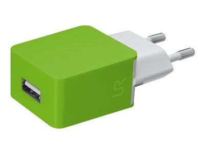 Ver TRUS SMARTPHONE WALL CHARGER  LIME