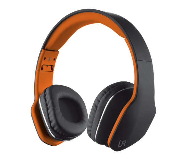 Ver TRUST MOBI HEADPHONE NEGRO