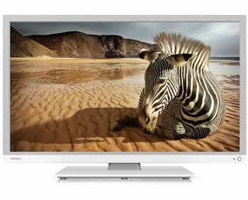 Tv Lcd Toshiba 32w1334dg Led Hd