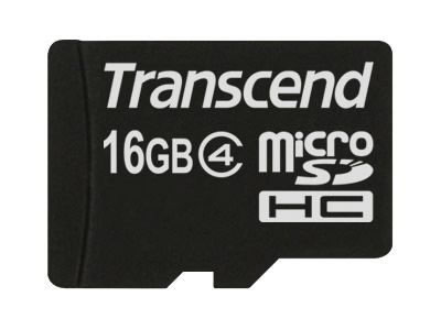 Ver Transcend 16GB MICRO SECURE DIG HIGH CAP CLASS4 NOBOX