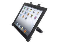 Trust Car Headrest Holder For Ipad - Montura Para Reposacabeza Para Tablet Con Internet