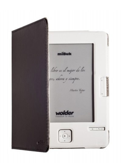 Ver WOLDER FUNDA EBOOK DREAMS MAGNETICA 6