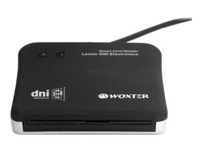 Ver WOXTER LECTOR DNI ELECTRONICO