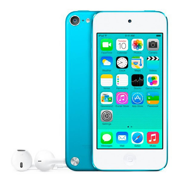 Ver iPod touch 16GB Azul