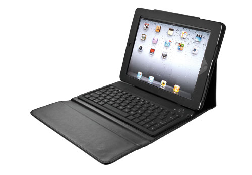 Trust Folio Stand With Bluetooth Keyboard For Ipad