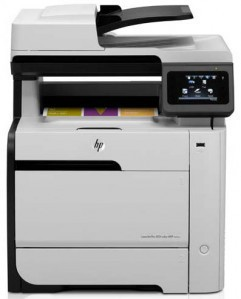 Impresora Multifuncion A Color Hp Laserjet Pro 400 M475dn