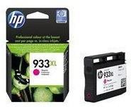 Ver Cartucho de tinta magenta Officejet HP 933XL
