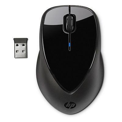 Mouse Inalambrico Hp X4000 Con Sensor Laser