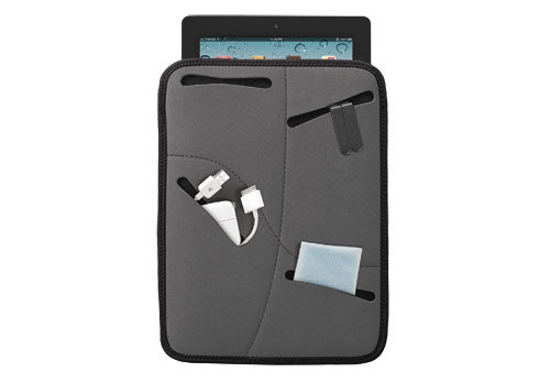 Trust Multi-pocket Soft Sleeve For Tablets
