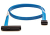 Ver Conjunto de cable de 91 4 cm SAS Y mini doble HP