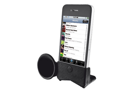 Trust Horn Speaker Stand For Iphone 4