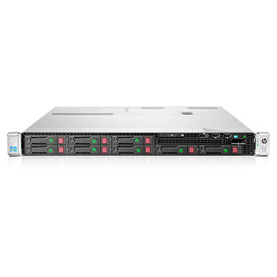 Servidor Basico Hp Proliant Dl360p Gen8 E5-2640 1p  16 Gb-rp420i  Sff 460 W Ps