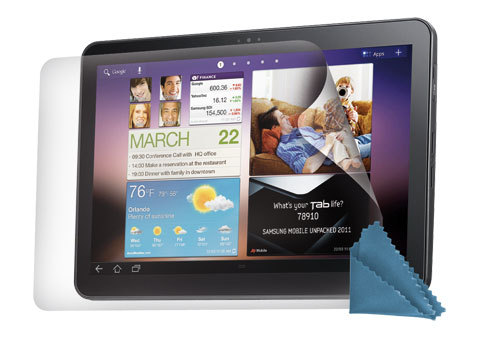Trust Screen Protector 3-pack For Samsung Galaxy Tab 101