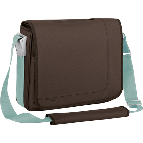 Targus Mode Messenger Chocolate 154