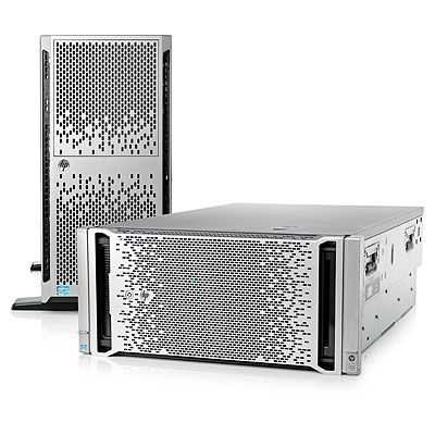 Servidor Hp Proliant Ml350p Gen 8 E5-2620 1p  8 Gb-r  Conexion En Caliente  Sata  8 Sff  460 W  Ps  Tv