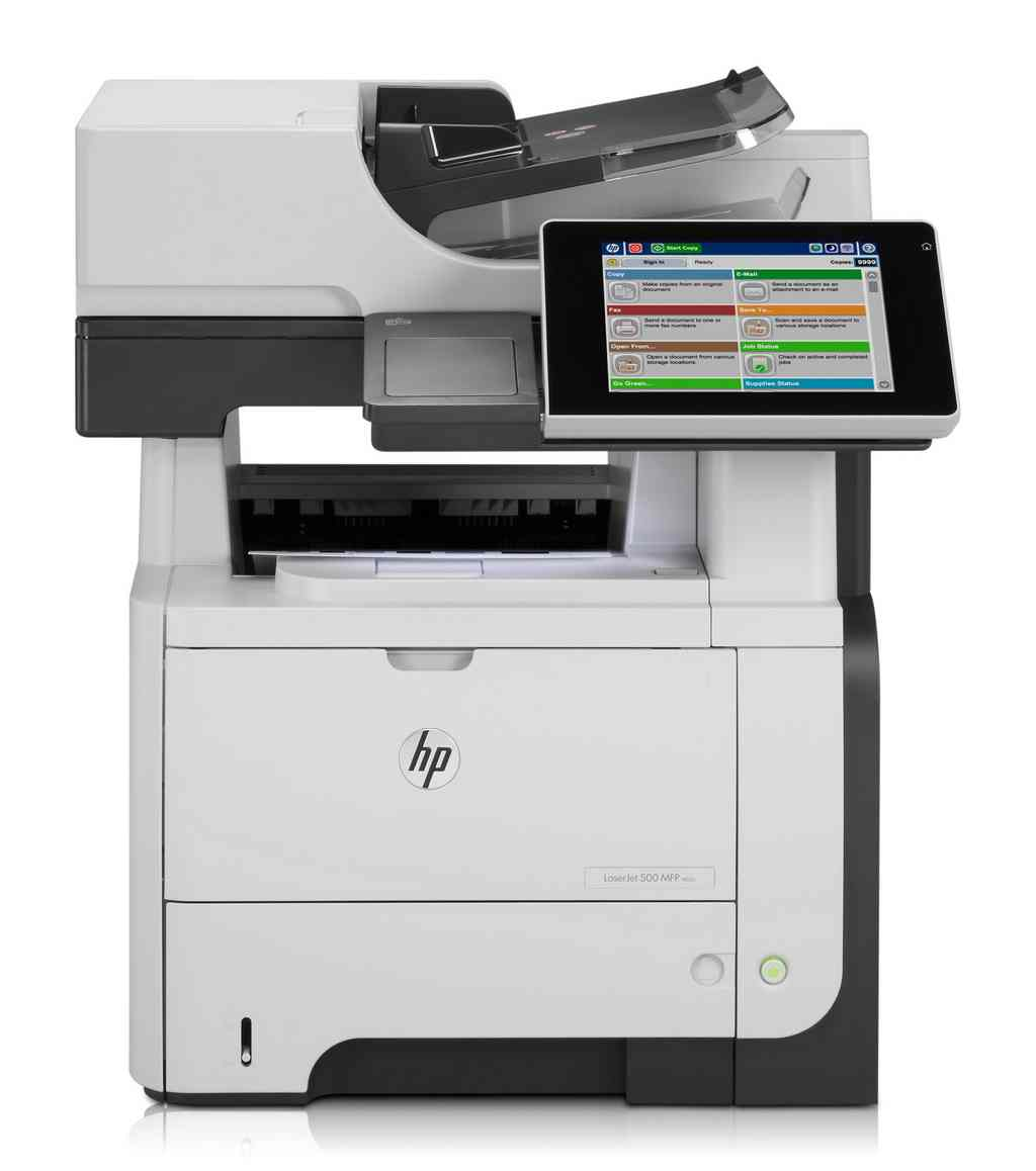 Impresora Multifuncion Hp Laserjet Enterprise 500 M525f