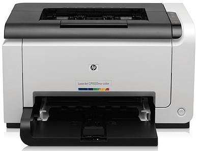 Impresora HP LaserJet CP1025nw