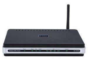 D-link Wireless G Adsl2