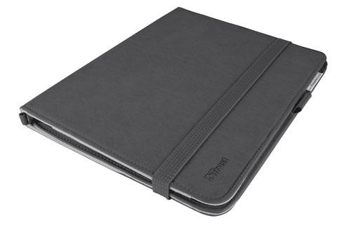 Premium Folio Stand For Ipad - Black
