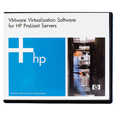HP VMware vCenter Server Standard 3yr E-LTU