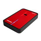 Toshiba Secured 200gb Ext Hdd  25  Usb 20  Ruguerizado  Sensor De Huella Dactilar  Easyguard