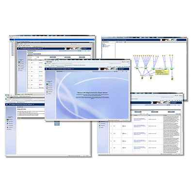 Licencia Electronica De Uso De Software Hp Intelligent Infrastructure Analyzer