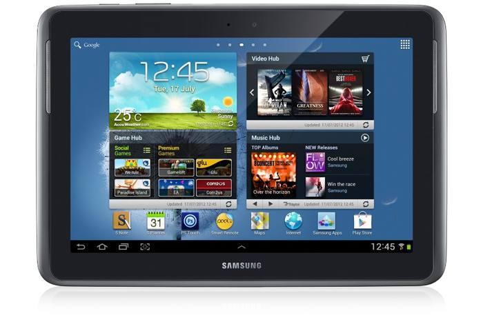 Galaxy Note 101 N8010