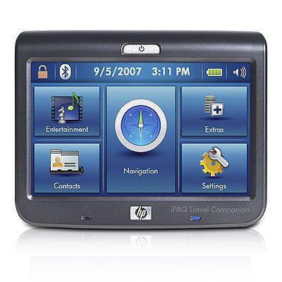 Hp Ipaq 314 Travel Companion  65 Mb  Pantalla Tft De 4 3  Windows Mobile 50 Ce