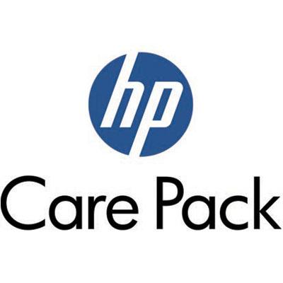 Solucion de punto de venta HP de 5 anos  siguiente dia laborable in situ que incluye Servicio de monitor