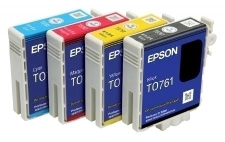 Epson Ink Cartridge - Orange 350ml