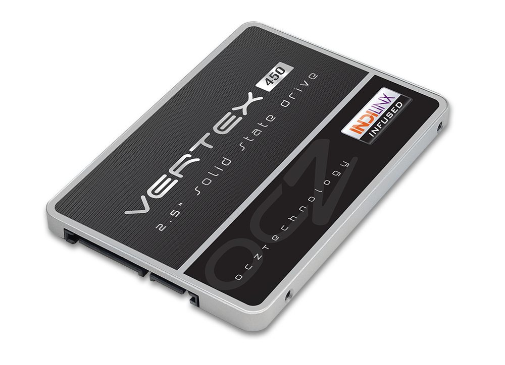 Disco Duro Solido Ocz 256gb Vertex 450