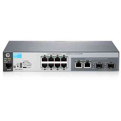 Ver HP 2530-8G Switch