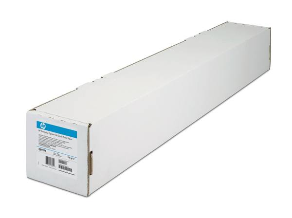Hp 3m Lustre Overlaminate Paper-914 Mm X 229 M  36 In X 75 Ft