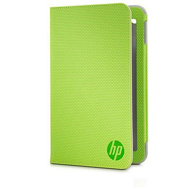 Hp Slate 7 Green Folio Case