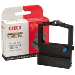 Ver Cinta Oki Black Nylon Ribbon for ML520