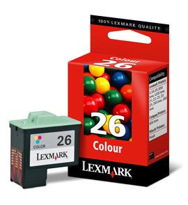 Tinta Lexmark 10N0026E