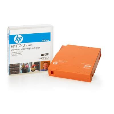 Ver cartucho de limpieza HP Ultrium universal