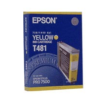 Epson Ink Cart Yellow 110ml F Sp7000 Sp7500